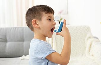 Dårlig inneklima i barnehagen gir mer astma og allergi