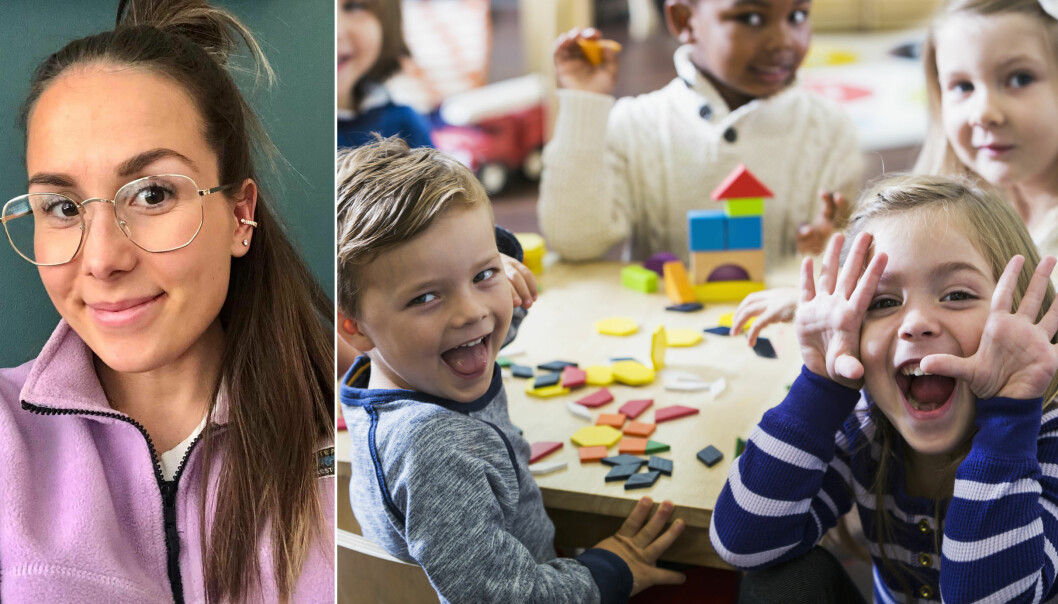 Kanskje det er på tide å vektlegge lekelyst, glede og vennskap i stedet for nytteverdien av leken? Vi må spørre oss selv om hva barnehagen er. Er det en institusjon som forbereder barna til skolen eller er det noe mer? spør Silje Haglund i dette innlegget.