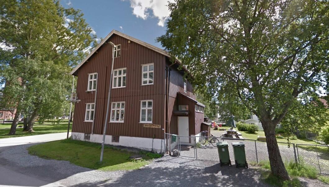 Bilde: Skjermbilde - Google Maps