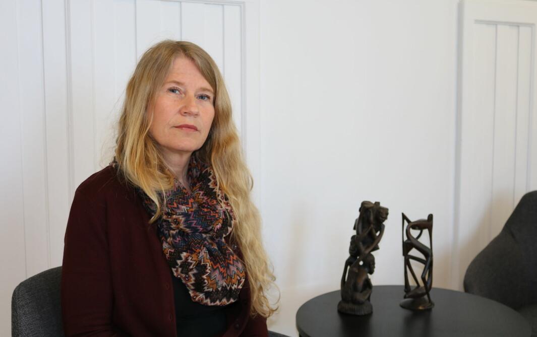 Rektor Else Berit Skagen ved DMMH er bekymret for studentene etter at årets SHOT-undersøkelse er lagt fram.
