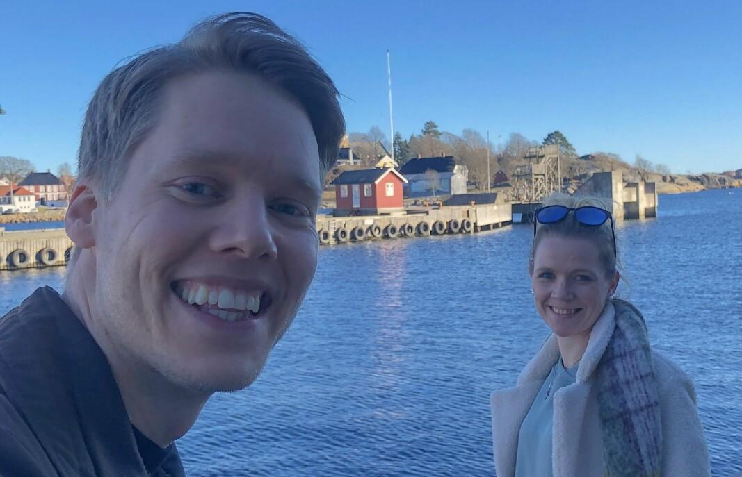 Kaja Slåttedalen og Kjetil Krogstad mener barnehageansatte må prioriteres i vaksinekøen.
