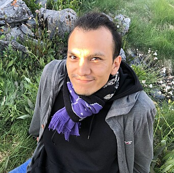 """<span class="""" italic"""" data-lab-italic_desktop=""""italic"""">Markus Jaime Oddekalv Pettersen er tredjeårsstudent ved barnehagelærerutdanningen.</span>"""