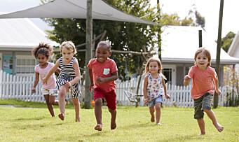 Fysisk aktivitet – et verktøy for bedre helse og viktig læring for barnas fremtid