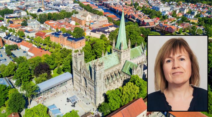 115 barnehageansatte streiker i Trondheim: – Streikeviljen er veldig stor