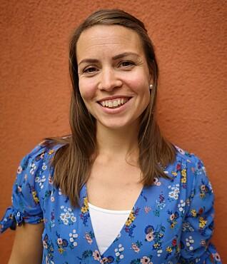 """<span class="""" italic"""" data-lab-italic_desktop=""""italic"""">Kathrine Pedersen er rådgiver ved Nasjonalt senter for kunst og kultur i opplæringen (KKS). Hun gleder seg til å lese alle søknadene som kommer fra barnehagene fram mot fristen 26. august.</span>"""