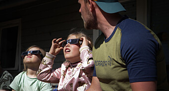 – Vi har vært på jakt etter sola hele barnehageåret