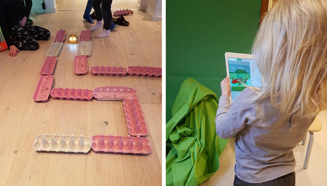 Forfatterne av dette innlegget har vært en del av et samarbeid mellom et barnehagenettverk i Nes kommune og Universitetet Sørøst-Norge, via Regional ordning for kompetanseutvikling i barnehage (ReKomp).
