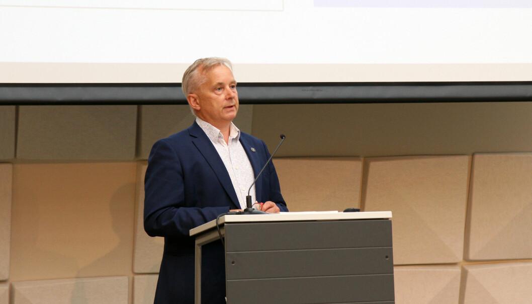 I dag la utvalgsleder Knut Storberget fram to modeller med forslag til hvordan barnehagesektoren skal finansieres i framtiden.