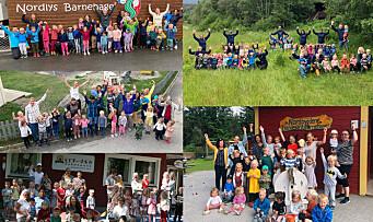 Hvem blir årets barnehage 2021? Her er finalistene