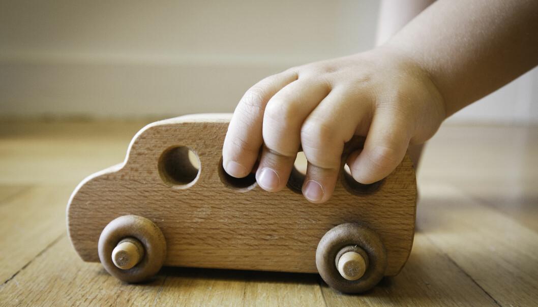 3,4 prosent av barna fikk spesialpedagogisk hjelp i barnehagen i 2020.