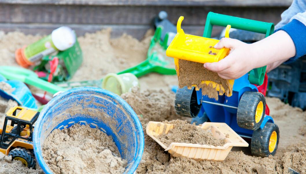 Flere barnehageprosjekter har fått midler fra Forskningsrådet.