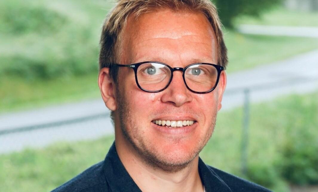 Raymond Lundquist er barnehagelærer og daglig leder i Stavsberg barnehage SA.