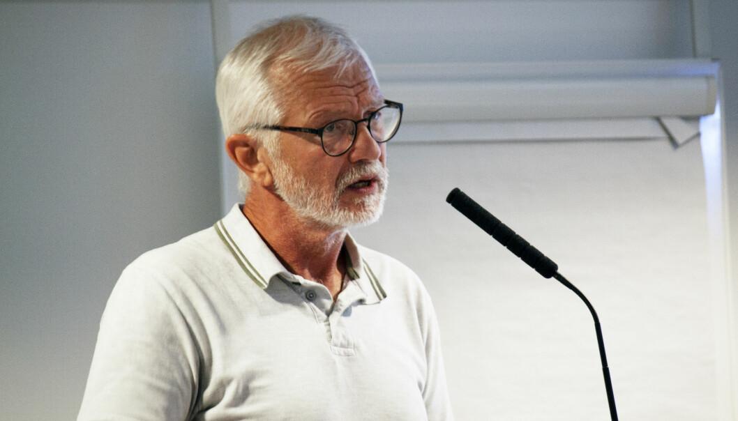 Professor Kåre Hagen var krystallklar på at det norske velferdssamfunnet ikke har et lekkasjeproblem.
