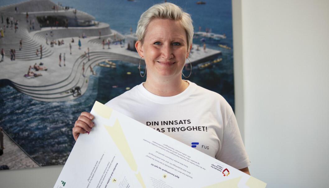 Cathrine Ballo Olsen er nestleder i Foreldreutvalget for barnehager (FUB).