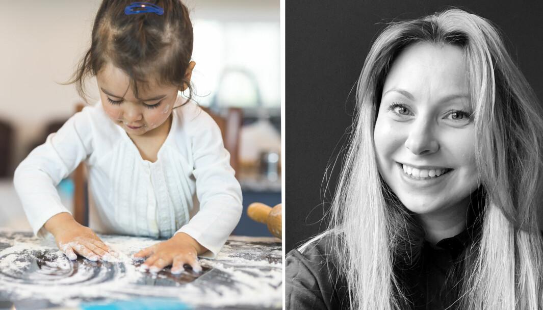 Hilde Lundekvam Gravdal og Norsk cøliakiforening tilbyr gratis nettkurs til ansatte i barnehage, skole og SFO.