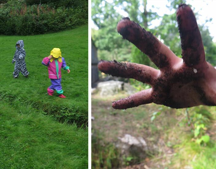 Skal forske på hvordan barnehagen kan fremme bevegelsesglede og livsmestring gjennom lek i naturen