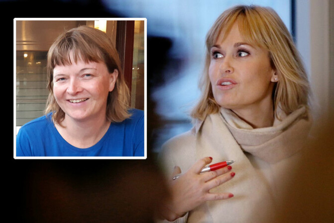 Svarer Anne Lindboe: – Jeg har fremdeles spørsmål