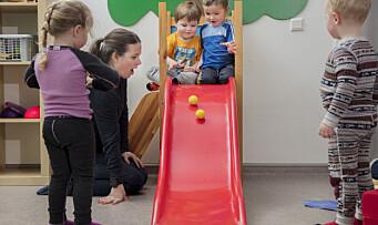 Er på jakt etter barnehageansatte med interesse for matematikk