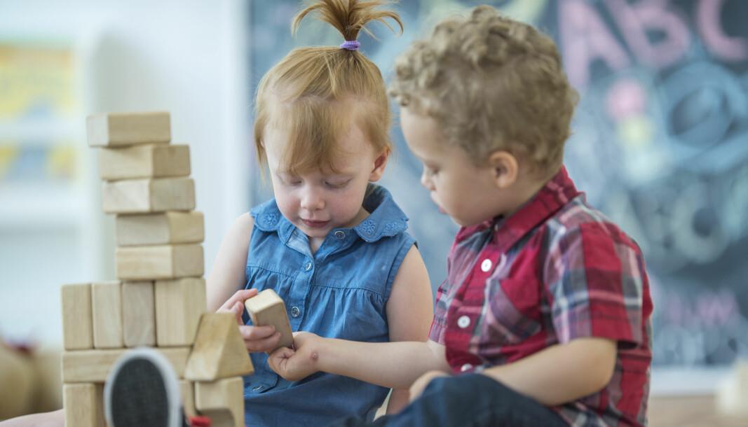 På likestillingsministermøtet 6. september ble det diskutert hvordan landene kan hjelpe hverandre for å jobbe mer effektivt med likestilling i barnehagen.