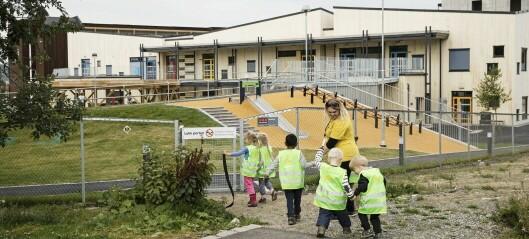 Selger Gnist-barnehagene til Norlandia