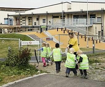Norlandia kjøper de 17 Gnist-barnehagene