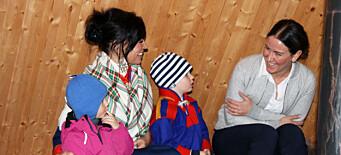 – Samiske barn skal få støtte til å bevare og utvikle sitt språk og sin kultur uavhengig av hvor i landet de bor